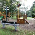 Nové hřiště v parku u letního kina, autor: Kateřina Doubravová