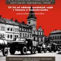 25. výročí odchodu sovětské armády z Turnova