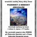Výstava Pozemský a nebeský Jeruzalém, autor: Turnovské památky a cestovní ruch, p. o.