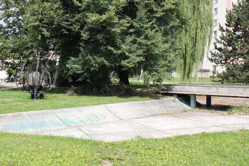 bazének na sídlišti u nádraží